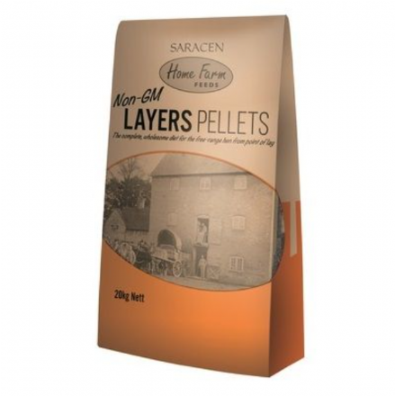 Home Farm Layers Pellets 20kg